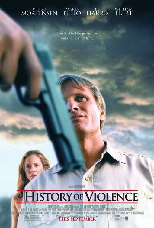 5pn191 David Cronenberg   A History of Violence [+Extras] (2005)