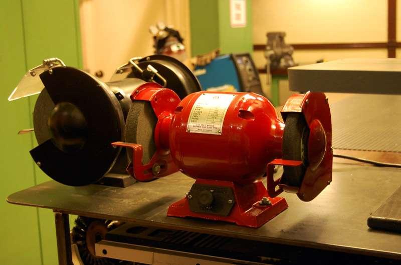 Bench Grinder Rewire Wiring Diagram