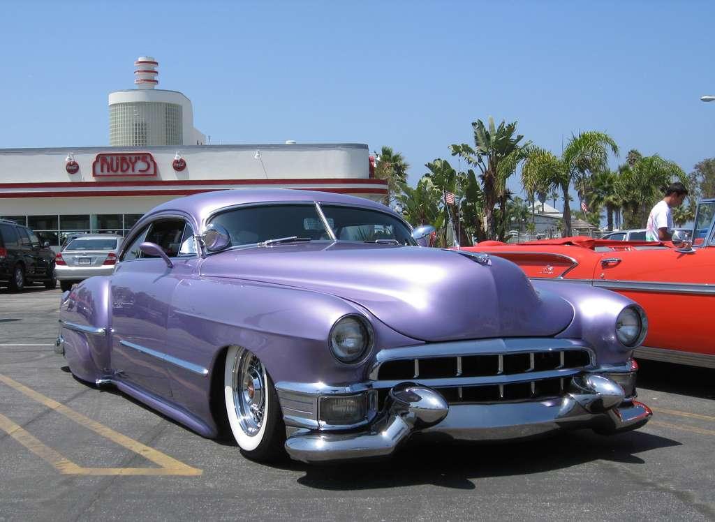 Power Cars Cadillac Series 62 Custom 1949