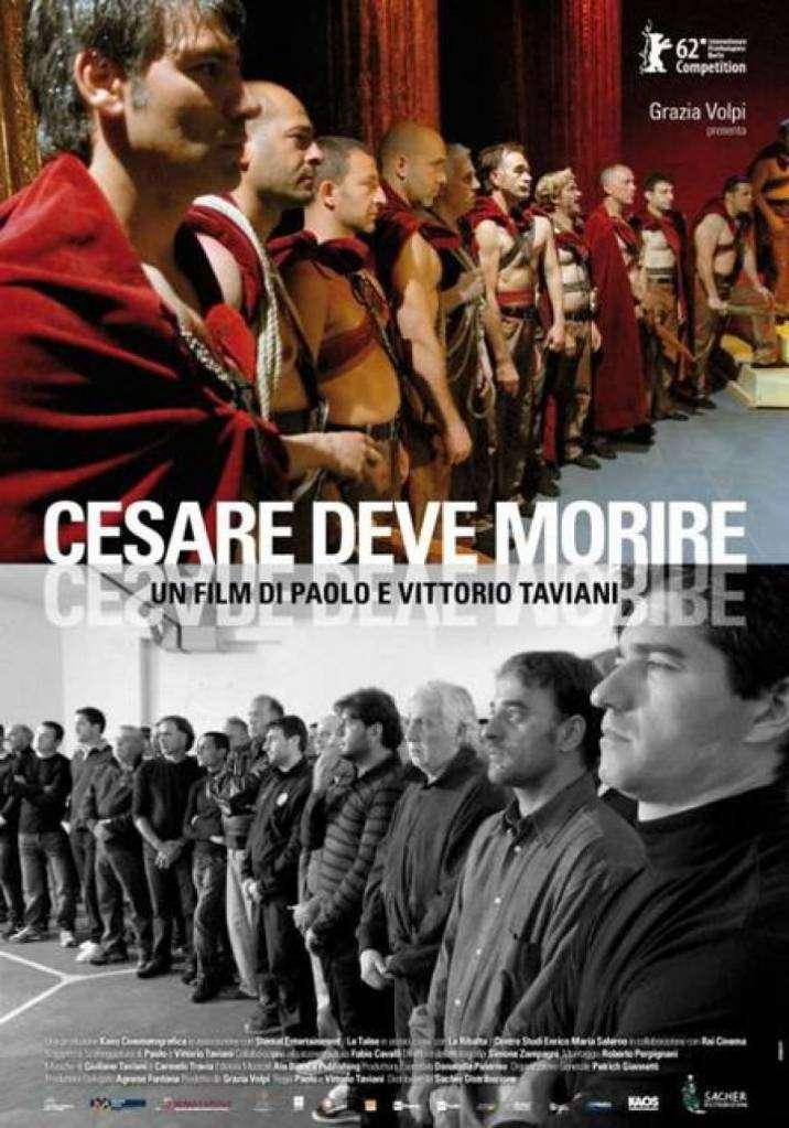 cesaredevemorire Paolo Taviani & Vittorio Taviani   Cesare deve morire (2012)