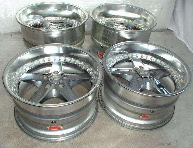 Deep Dish 18 11J 13J 5x114 Rims Alloy Wheels Wide body 300ZX Supra
