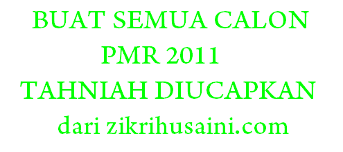 pmr, pmr 2011, ucapan tahniah pmr 2011, wish pmr 2011, penilaian menengah rendah 2011m
